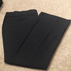 New York and company black dress pants size 16
